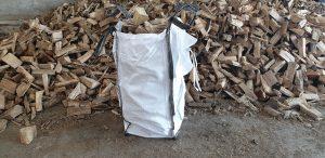 Barrow Bag of Small Logs